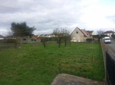 Terrain a bâtir GISORS - 492 m²