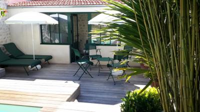 Maison La Rochelle, La Genette