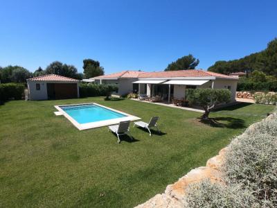 Villa contemporaine plain-pied