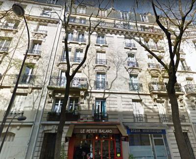Appartement Paris 2 pièce (s) 50.25 m²