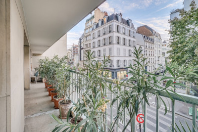 2/3 pièces 2ème Ascenseur + Balcon terrasse de 10m² + box