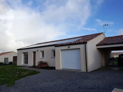 Maison Chateauneuf 4 pièce (s) 99 m²