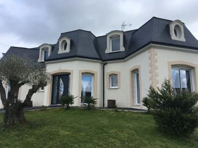 Laval pavillon plain pied 6 chambres