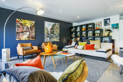 Lyon 6 - Tête d'Or - 202 sqm family apartment with balconies -