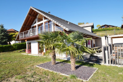 Villa contemporaine à CHILLY - 180 m² habitables