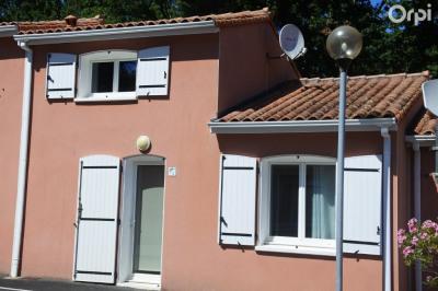 Maison La Tremblade- 4 pièces - 49 m² -Quartier ré