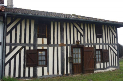 Landes house (typical) 3 rooms
