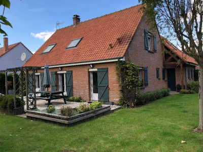 Maison individuelle 145m² - Saint OMER