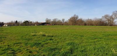 Terrain Pontonx Sur L Adour 1531 m²