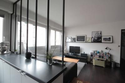 Appartement de 3 pièces rénovées