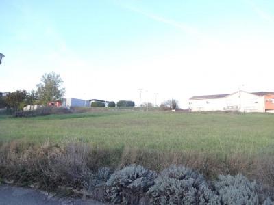 Terrain de 1000 m² viabilisé en zone commerciale et de services