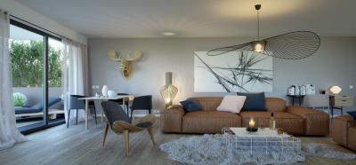 Appartement LATTES 4 pièce (s) 79.40 m²