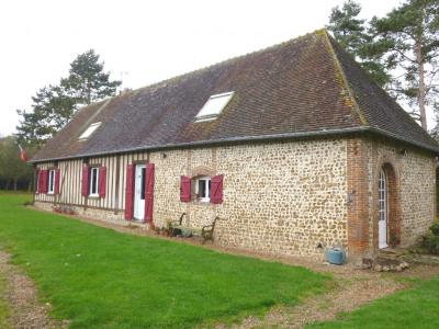 Deux maisons paysannes