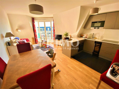 Appartement Chatenay Malabry 3 pièce (s) 60 m²