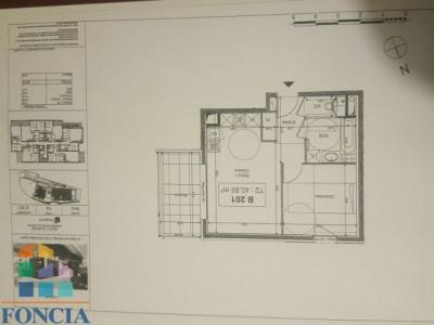 BEMAZ 2 pièces 40,65 m²