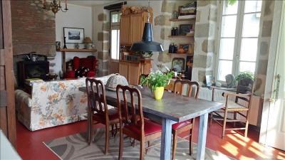 Maison de maître coeur village (4 chambres). Cour intérieure a