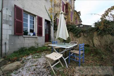 Maison ancienne SAMOIS SUR SEINE - 4 pièce (s) - 80 m²