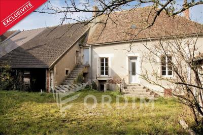 Maison ancienne etais la sauvin - 5 pièce (s) - 128 m²