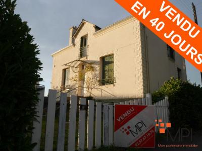 Maison l hermitage - 5 pièce (s) - 120 m²