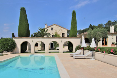 Residence 6 rooms Mouans Sartoux