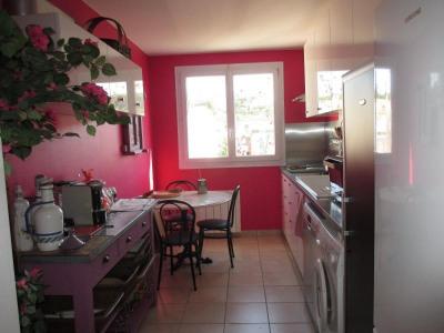 Vend Appartement T4 dernier étage + garage à Fontaines s/s