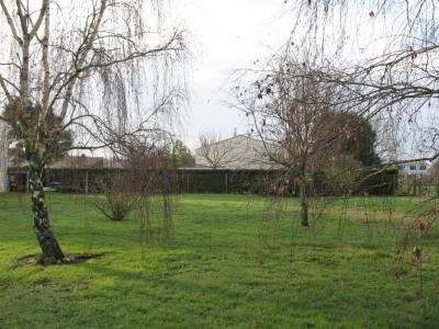Terrain à bâtir 500 m²