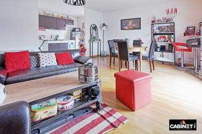 Appartement Orvault 3 pièce (s) 72.53 m²