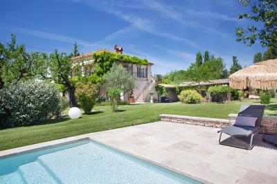 Magnifique propriété aux portes d'Aix