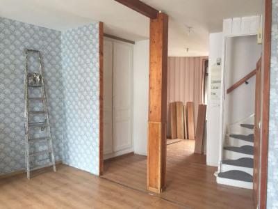 Saint-omer - maison 2 chambres avec cour