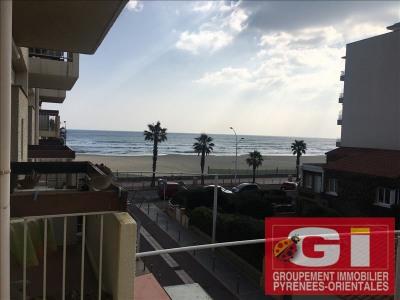 Appartement T3 traversant avec terrasse et vue mer