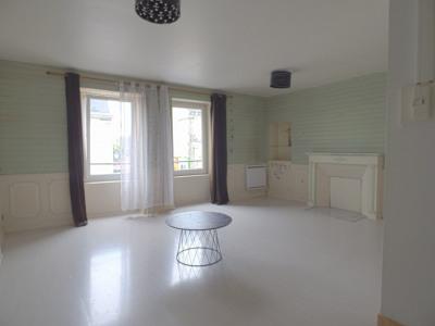 Appartement de 103 m² en plein coeur du bourg
