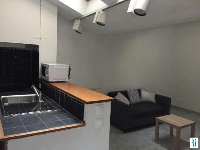 Rouen - nouvelle préfecture F2 meuble
