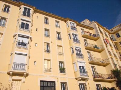 Nice bas cessole / libération - 3 pièces - jardin