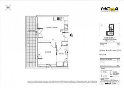 Vente appartement Grigny (69520)