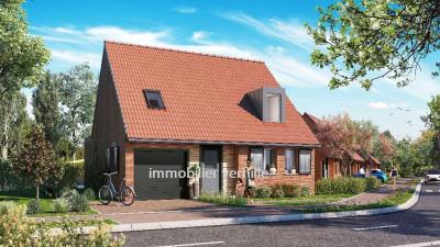 Maison Beaucamps Ligny 5 pièce(s) 113.31 m2