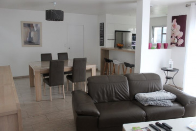 Nouveauté melesse - contemporaine de 130 m²