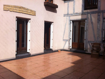 APPARTEMENT ANCIEN ROUEN - 4 pièce(s) - 103 m2
