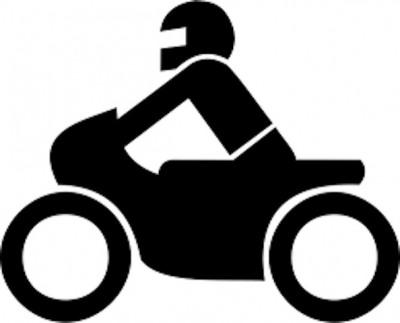 Place pour Moto en sous-sol