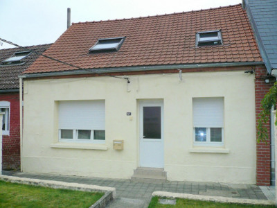 Maison rénovée surface 50 m²
