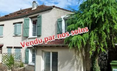Maison ancienne GALLUIS - 3 pièce(s) - 66.16 m2