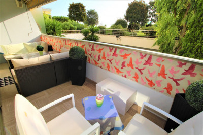 Appartement 3/4 pièces 91 m² à la MARINA BAIE DES ANGES