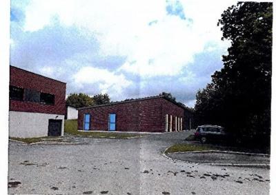 Local d'activité Quimper 368 m²