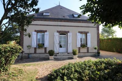 Maison bourgeoise fontenay sur eure - 6 pièce (s) - 150 m²