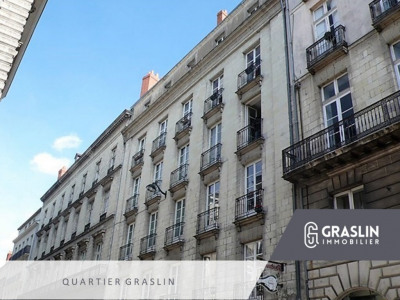 Nantes graslin T3 dernier etage