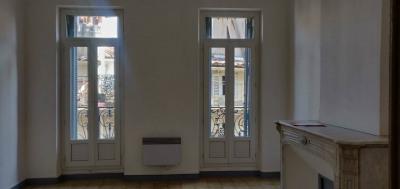 Marseille 6°- 3e etage - T2/3 - 52 m²
