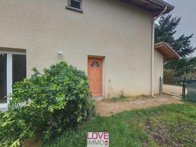 Maison avec garage - 4 pièces - 3 chambres + terrain de 315