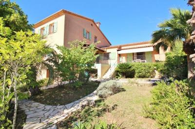 Villa de village
