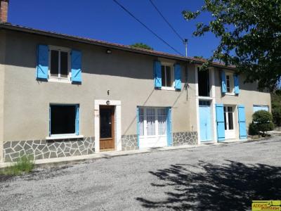 Puylaurens maison de village dans hameau