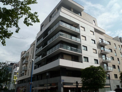 Appartement asnières sur seine - 2 pièce (s) - 51.38 m²