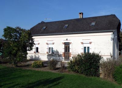 Arquenay maison avec terrain